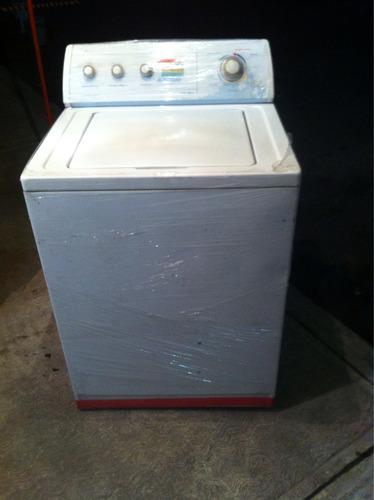 lavadora whirlpool uso rudo americana  17kg 6 ciclos
