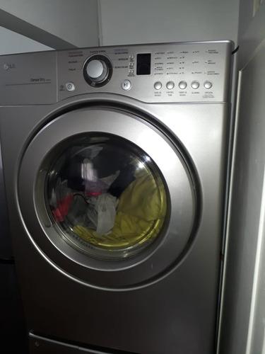 lavadora y secadora lg