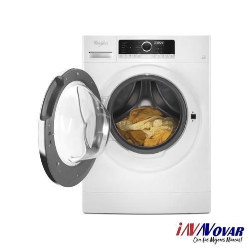 lavadora y secadora whirlpool wfw5090jw - whd5090gw 10 kg