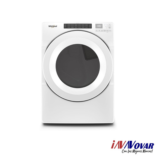 lavadora y secadora whirlpool wfw5620hw - wed5620hw 18 kg
