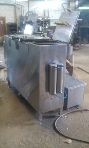 lavadoras de botellones 18 litros desde 200 botellones hora