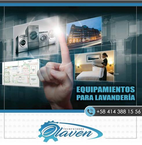lavadoras industriales (servicio técnico)