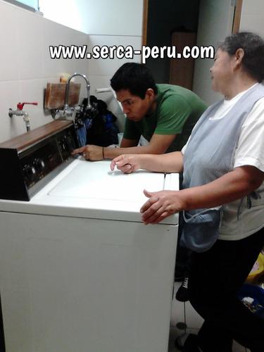 lavadoras lg servicio tecnico a domicilio en lima