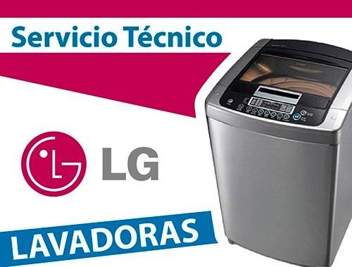 lavadoras lg servicio técnico autorizado