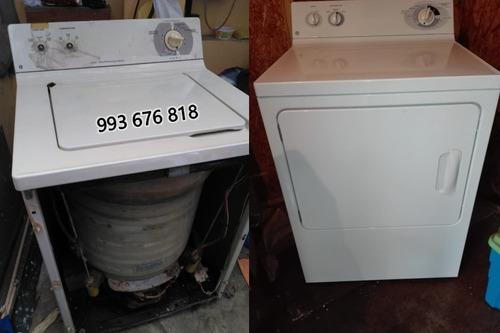 lavadoras repuestos,reparación, mantenimiento (a domicilio)