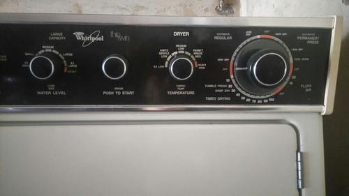 lavadoras secadora whirpool