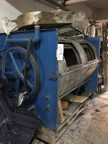 lavadoras secadoras centrífugas industriales