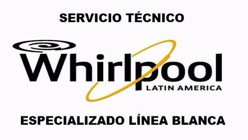 lavadoras whirlpool servicio técnico autorizado