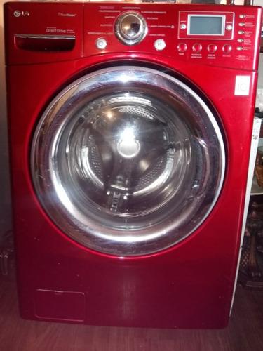 lavadora/secadora lg wd13591rd inverter direct drive
