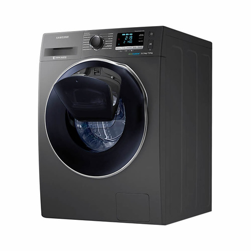 lavadora/secadora samsung 11.5kgs/25lbs wd11k6410ox/co