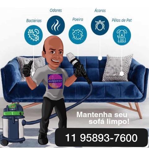 lavagem a seco / limpeza e higienização