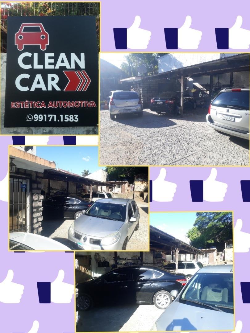 lavagem e estética de carro vendo