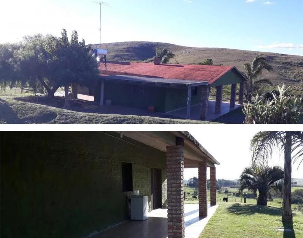 lavalleja - chacra 36 ha con 4.985 m2 - a 3 km de minas