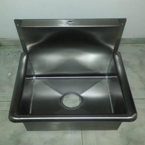 lavamano/lavamopa de acero inoxidable  (oferta)