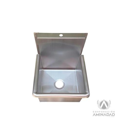 lavamano/lavamopas de acero inoxidable  (oferta)
