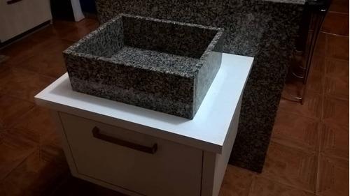 lavamanos de granito