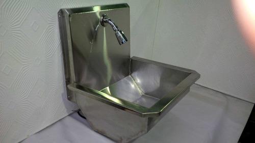 lavamanos en acero inoxidable fabricacion