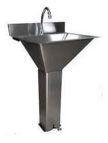 lavamanos en acero inoxi.referencia 3046430112