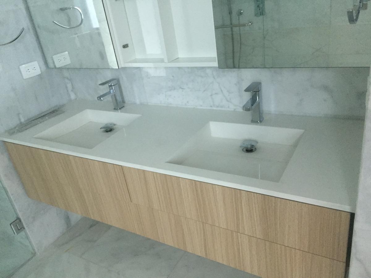 Lavamanos en silestonne cuarzo m rmol y granitos en for Lavamanos de marmol