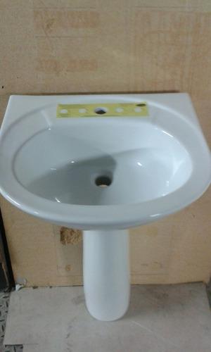 lavamanos pompano c\p blanco venceramica