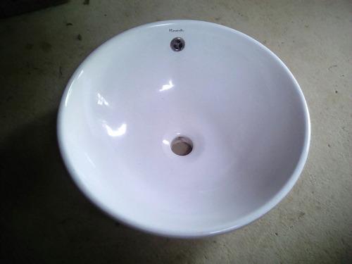 lavamanos redondo de lujo