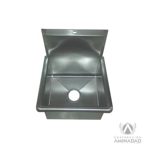 lavamopa lavamano de acero inoxidable  (oferta).