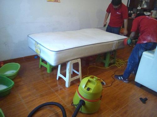 lavamos muebles a domicilio