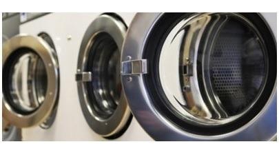 lavanderia montada e com carteira de clientes ativos