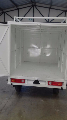 lavanderia y reparto 2020 motocarro caja metálica kingway