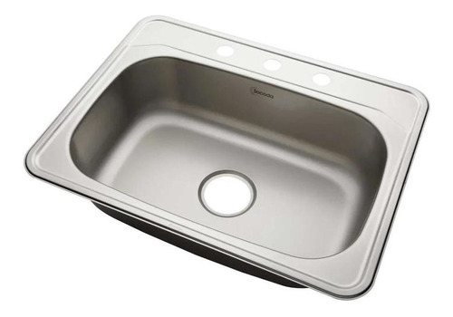 lavaplato 62 x 48 mezclador acero inoxidable socoda 204621v