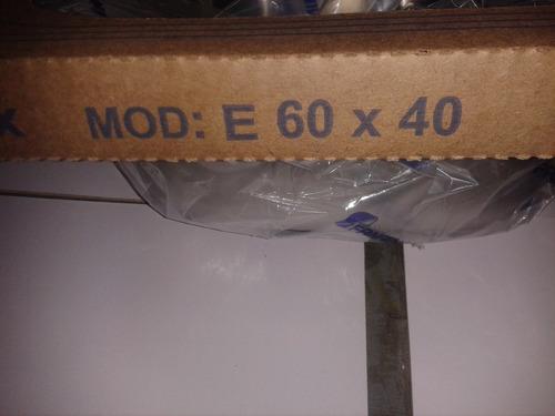 lavaplato fregadero 60x40 marca fanainox