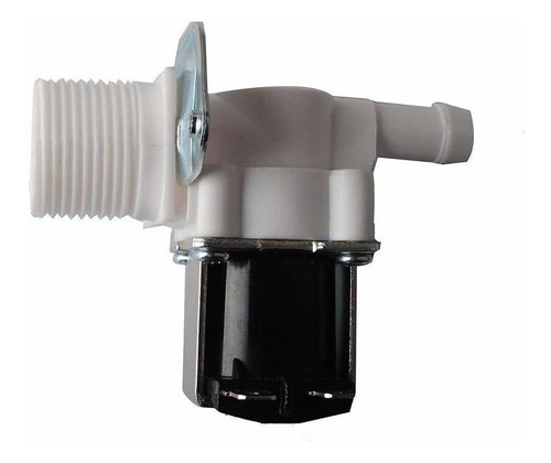 lavar la válvula de entrada de agua caliente de la máquina