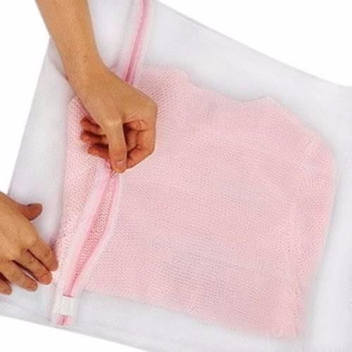lavar roupa saco para