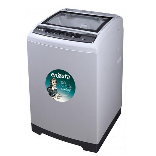 lavarropa enxuta lenx9770 carga superior 7 kg. 6 programas