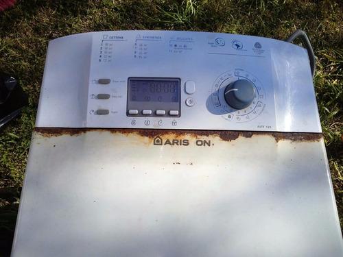 lavarropas automatico ariston avtf 129 a reparar