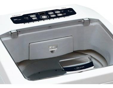 lavarropas automático drean concept 5.05 digital 5kg 500rpm