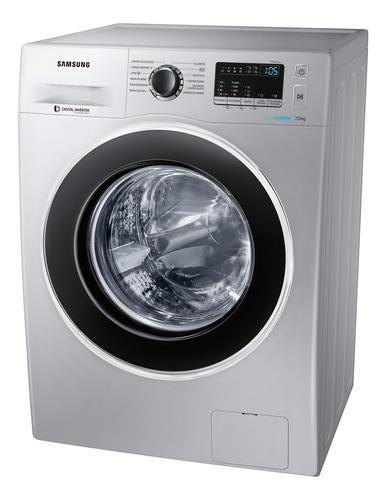 lavarropas automático samsung ww70j4463g inverter ahora 12