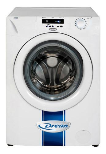 lavarropas carga frontal 6kg 600 rpm drean next 6.06 eco