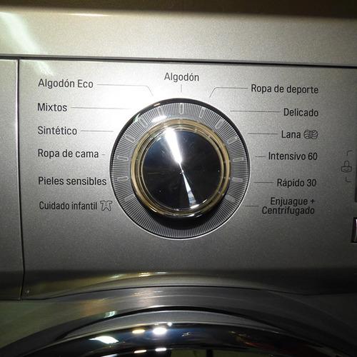 lavarropas carga frontal