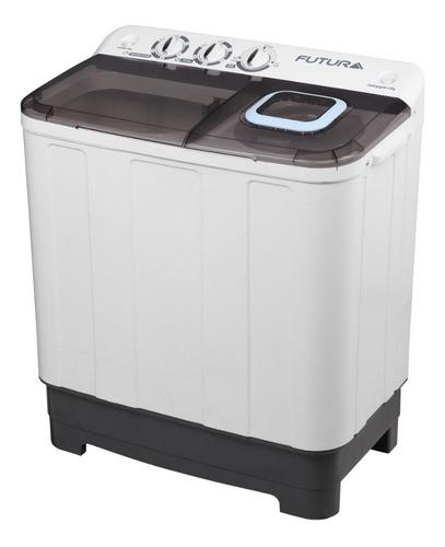 lavarropas doble cuba futura fut84-1776 8 kg - diaril