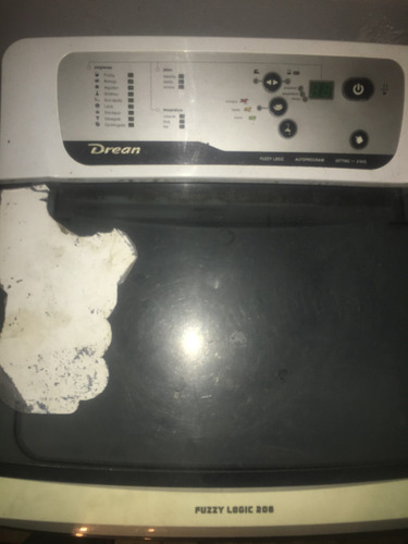 lavarropas drean fuzzy logic 206