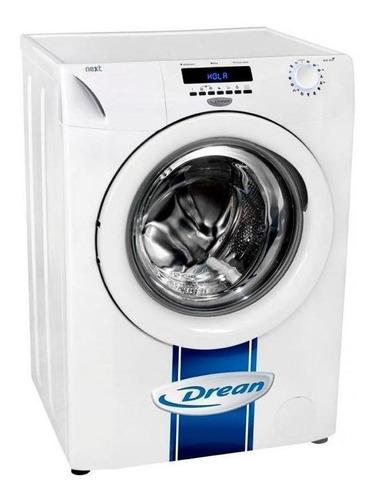 lavarropas drean next (6.06 eco)