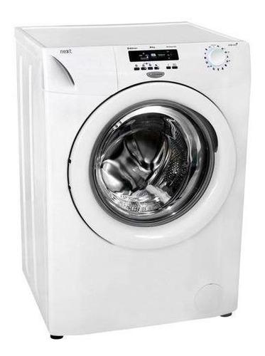 lavarropas drean next 6.08  6 kg, eco, blanco