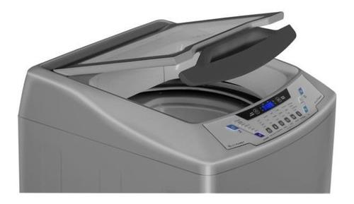 lavarropas electrolux elac9s gris 9kg 750rpm selectogar