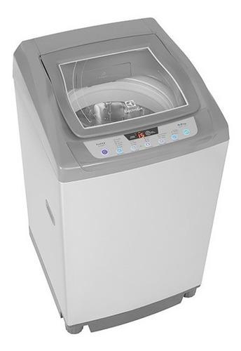 lavarropas electrolux fuzzywash gris 6,5 kg selectogar