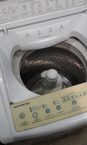 lavarropas eslabon lujo