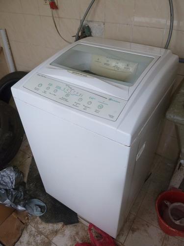 lavarropas eslabón lujo automático