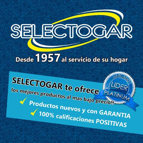 lavarropas general electric lvge08e12b 8kg selectogar6