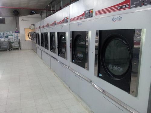lavarropas industriales, secarropas planchadora, centrifugas