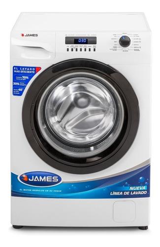 lavarropas james 7 kg lr7100 7100 deluxe dist oficial james